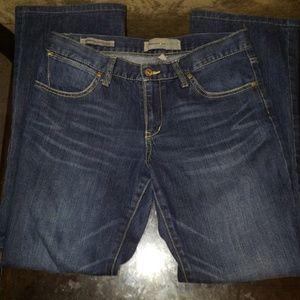 Paperdenim&cloth bridgette low rise bootcut jeans